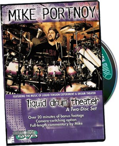 Hudson Music Mike Portnoy: Liquid Drum Theater [HL320305]