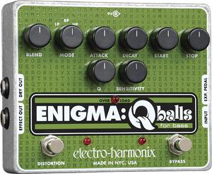 Enigma: Q Balls