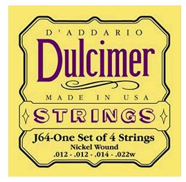 Daddario Dulcimer J64