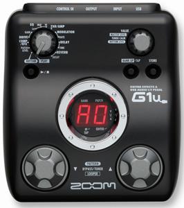 Zoom G1u [G1USB]