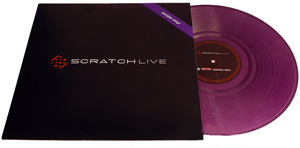 Rane Serato Scratch Live - Purple