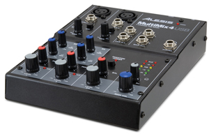 Alesis MultiMix 4 USB [MM4USB]