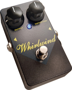 Whirlwind Rochester Series Gold Box Distortion Guitar Pedal