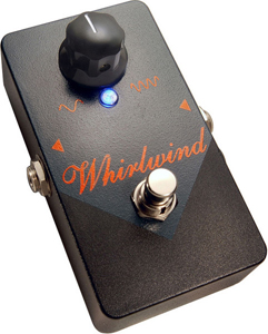 Whirlwind Rochester Series Orange Box Guitar Pedal [fxornp]