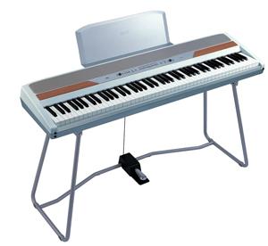 SP250  Digital Piano White Finish