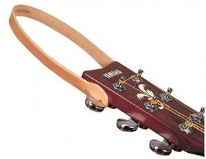 Levys MM1 Natural- Leather Guitar Hanger [mm1 Nat]