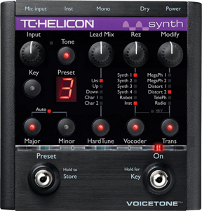 TC Helicon VoiceTone Synth [996000811]