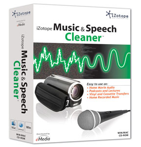 iZotope Music & Speech Cleaner [IZ11095]