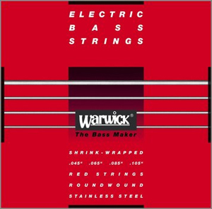 Warwick Red Strings []