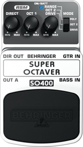 Behringer Super Octaver SO400 [so400]