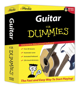 eMedia Guitar For Dummies [Guitar For Dummies]