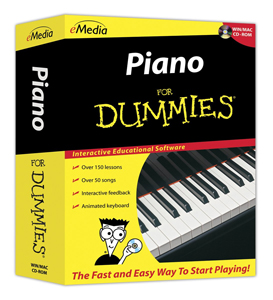 eMedia Piano For Dummies [Piano for Dummies]