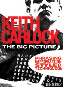 Hudson Music Keith Carlock: The Big Picture [HL320908]