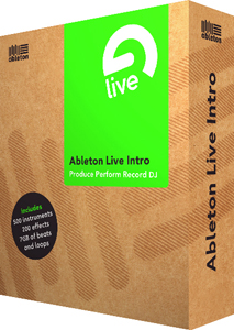 Ableton Live Intro [84395]