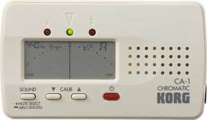 CA-1 Chromatic Tuner