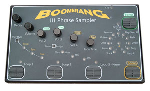 Boomerang Boomerang III