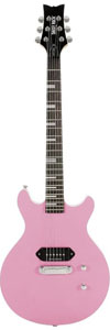Daisy Rock Stardust Series Elite Rebel Sheena - Pink [6385]