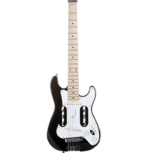 Traveler Escape EG-2 Travel Electric Guitar - Black [EG2 BLK]