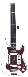 Escape EG-2 Travel Electric Guitar - White