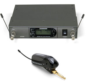AirLine Synth UHF Wireless Guitar System