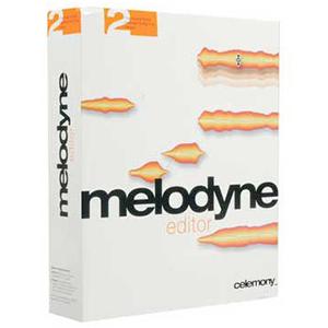 Celemony Melodyne Editor2