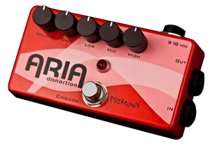 Pigtronix Aria Disnortion