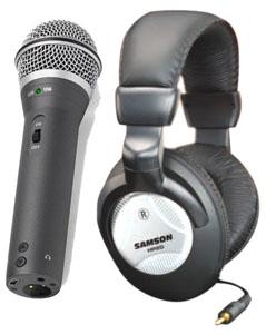 Samson Q2U - Recording Pak [SAQ2U]