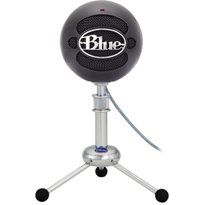 Blue Snowball - Gloss Black [836213001936]