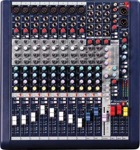 Soundcraft MFXi 8 [RW5781US]