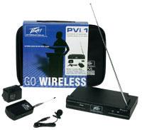 PVi 1 VHF Lavalier Wireless System