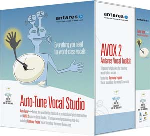 Antares Auto-Tune 7 Vocal Studio Native