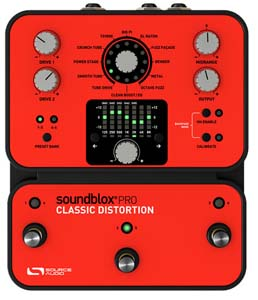 Source Audio Soundblox Pro Classic Distortion [SA142]
