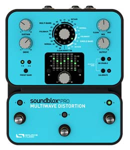 Source Audio Soundblox Pro Multiwave Distortion [SA140]