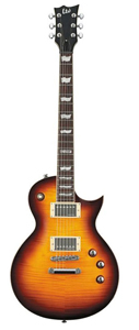 LTD EC-401VF Tobacco Sunburst