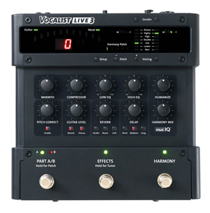 Digitech Vocalist Live 3 Refurbished [vocalistlive 3]
