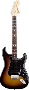 American Special Stratocaster HSS - 3-Color Sunburst
