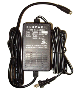 Kurzweil PM0025-001 Power Supply  [AMS-N012104203]