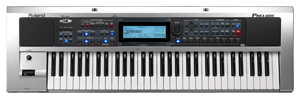Roland Prelude 61 Key Live Entertainment Keyboard
