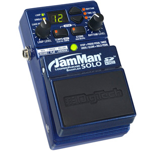 Digitech JamMan Solo Refurbished [JMS]