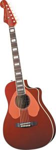 Fender Dick Dale Signature Malibu SCE [0968400009]
