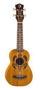 Luna Guitars Honu Turtle Ukulele