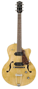 Godin 5th Avenue CW Kingpin II Archtop - Natural []