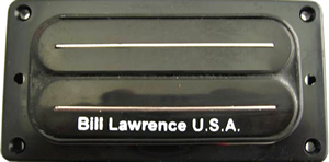 Bill Lawrence L-500R Black