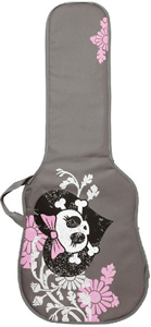 Kaces GXE-GP2 Electric Guitar Bag - Girly Punk Heartbreaker [GXE-GP2 ]