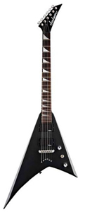 JS32T Rhoads Electric Guitar - Black