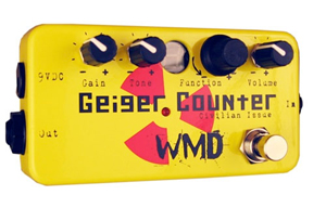 WMD Devices Geiger Counter Civilian Issue []