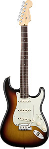 American Deluxe™ Stratocaster® - 3 Tone Sunburst- Rosewood Neck
