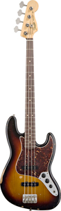 Fender Road Worn™ 60s Jazz Bass® - 3-Color Sunburst