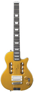 Traveler Escape EG-1 Vintage Gold Electric Guitar [EG1V GLD]