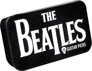 Planet Waves Beatles Logo Pick Tin